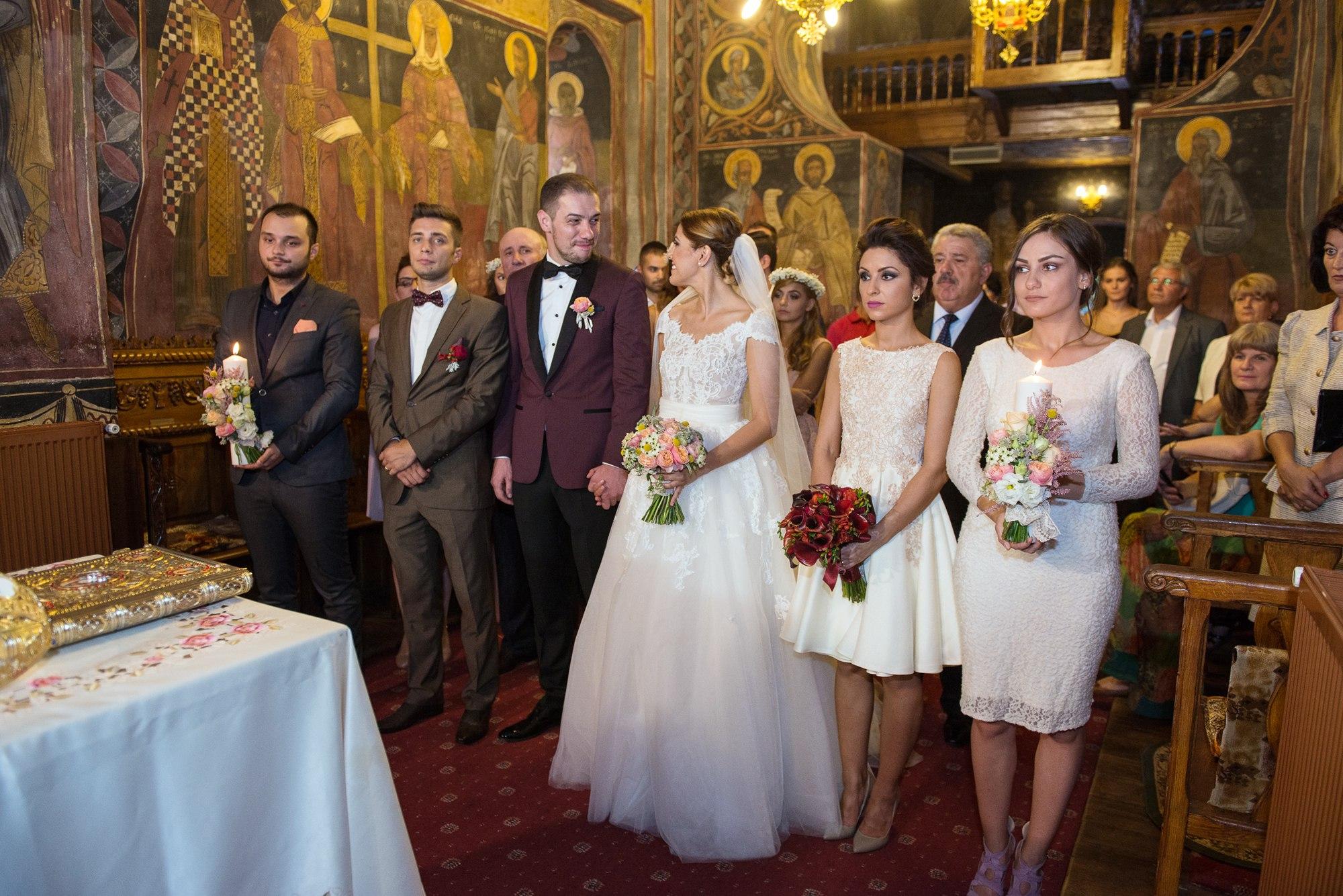 Ana Maria si Alexandru | Fotografie nunta in Pitesti