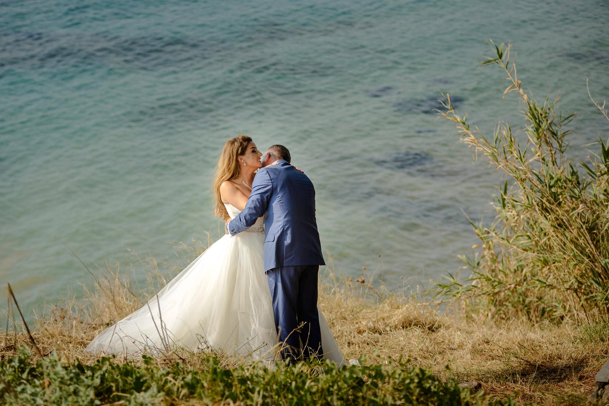 Fotografie de nunta in Grecia cu Razvan si Andreea
