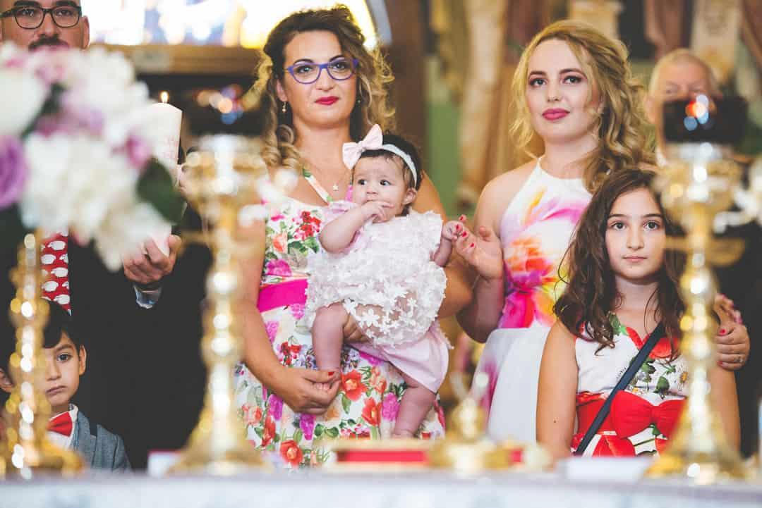 Botezul micutei Sarah Elise
