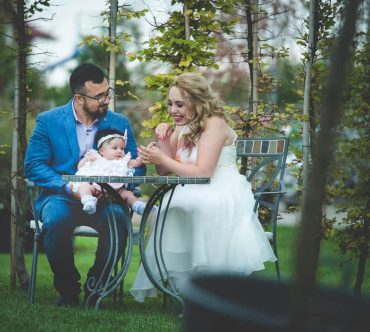 Botezul micutei Sarah Elise | La Maison des Jardins