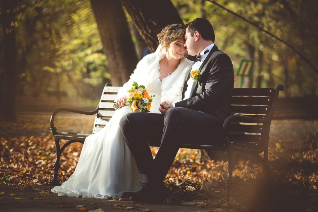 Nunta de toamna | Fotograf Andio Iliescu