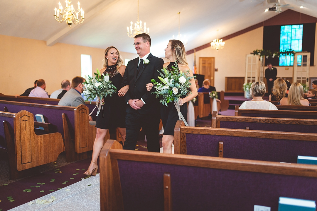 A classic wedding in Saint Louis Missuri