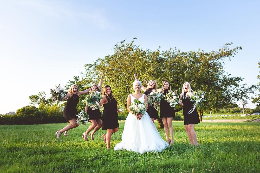 A classic wedding in Saint Louis Missuri