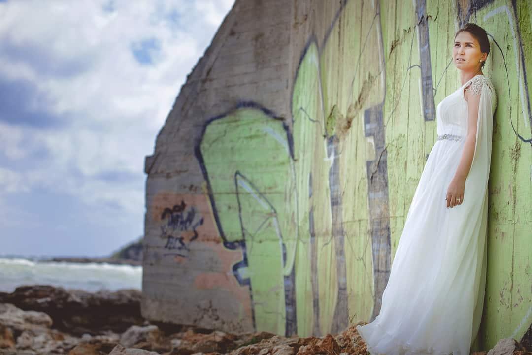 Trash the dress in Bulgaria, sesiune foto cu Alina si Bobi